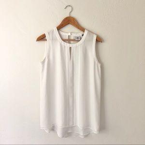Cabi #3095 White Blouse